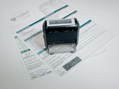 Privacy Stamp