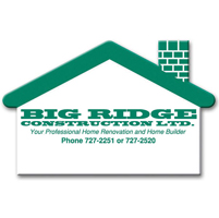 Promotional Magnets - House Shaped-108858