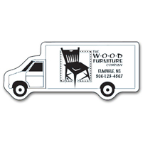 Promotional Magnets - Truck Shaped