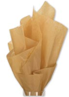 Solid Tissue Paper, Recycled Kraft, 15 x 20