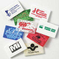 Chocolates & Cookies, Promotional Gifts - Mint Cards - Peppermint