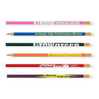 Promotional Pencils - Lightweight #2 - Personalized