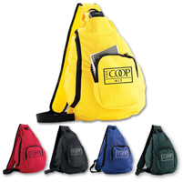 Personalized Lightweight Sling Bags