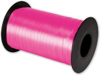 Ribbon, Splendorette Curling Cerise Ribbon, 3/16