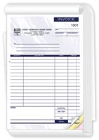 Manual Invoices & Account Statements, Invoice Books - Compact