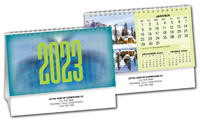 2020 Econo Scenic Desk Calendar-French