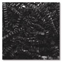 Retail & Shipping Supplies, Black Crinkle Cut Fill