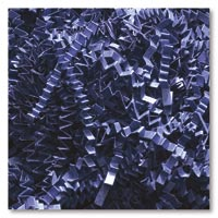 Retail & Shipping Supplies, Navy Crinkle Cut Fill