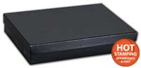 Boxes, Black Matte Jewellery Boxes, 7 x 5 x 1 1/4