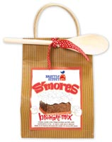 Chocolates & Cookies, S'Mores Brownie Mix