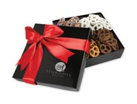 Chocolates & Cookies, Gourmet Pretzel Gift Box
