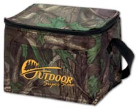 Camo 6-pack Cooler