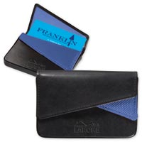 Fairview Business Card Case