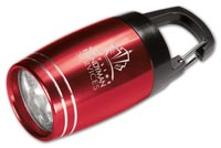 Technology & Tools, Baby Barrel 6 Led Torch With Carabiner