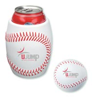 Baseball in Can Holder Combo