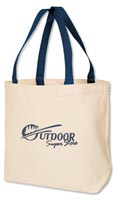 Colored Handle Tote-766138