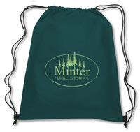 Bags & Totes, Gateway - Non-Woven Drawstring Backpack