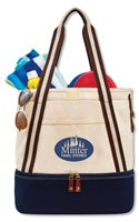 Bags & Totes, Heritage Supply Freeport Cotton Insulated Tote