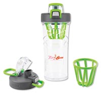 Sport Bottles, Thermos Shaker Bottle with Integrated Mixer - 24 Oz.