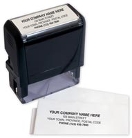 Custom Stamp, Medium - Self-Inking