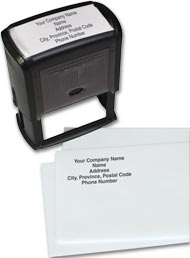 Custom Stamp, Large - Self-Inking