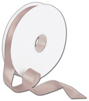 Ribbon, Double Face Palomino Satin Ribbon, 7/8