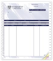 AccPac Purchase Order Forms - Continuous-9055