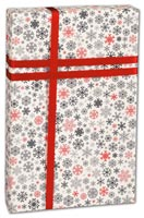 Gift Wrap, Snow Flurry Gift Wrap, 30