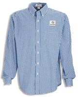Shirts, Men's Easy-Care Gingham Check Shirt