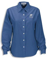 Shirts, Ladies Velocity Repel & Release Oxford Shirt