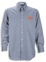 Shirts, Men's Eagle No-Iron Pinpoint Oxford