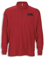 Shirts, Men's Vansport Mesh 1/4-Zip Tech Pullover
