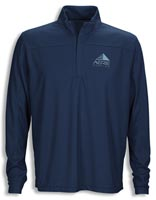 Shirts, Men's Vansport Pro Herringbone 1/4-Zip Pullover
