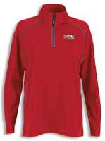 Shirts, Ladies Vansport Performance Pullover