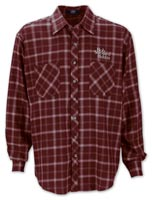 Shirts, Mens Brewer Flannel Shirt