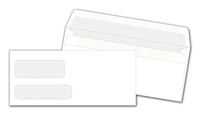 Form Envelopes, Double Window Confidential Envelope, Self-Seal