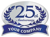 Seals, Personalized Digital Anniversary Seal DS-30