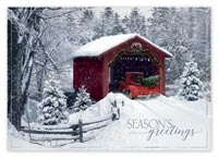 Heading Home Holiday Cards