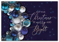 Holiday Cards, Brite Shine Christmas Cards