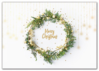 Glistening with Charm Christmas Cards