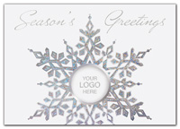 Spectrum Sparkle Logo Holiday Cards