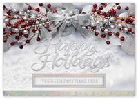 Holiday Cards, Sheer Elegance Holiday Cards
