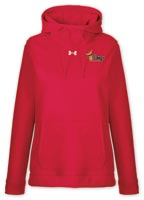Shirts, Under Armour Ladies' Storm Armour Fleece Hoodie