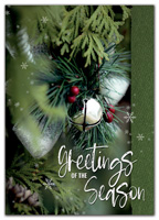 Silver Bells Holiday Cards