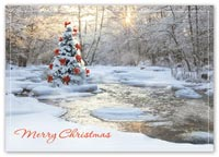 Tranquil Christmas Cards