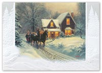 Holiday Cards, Comfort of Home
