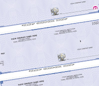 High Security Cheques