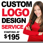 50% off your logo design with a $250 pruchase.